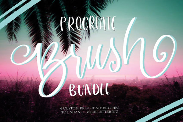 Procreate Brush Bundle